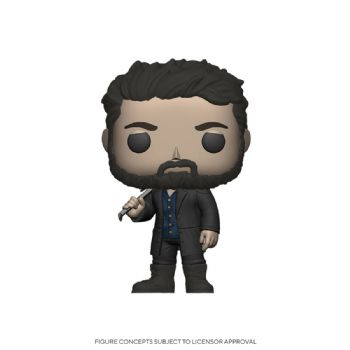Funko Pop! Vinyl The Boys Billy Butcher Figure - Pre-order